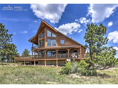513 Sangre de Cristo View Florissant, CO MLS# 1968516