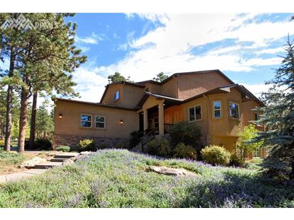 450 Fairfield Lane Woodland Park, CO MLS# 1977708