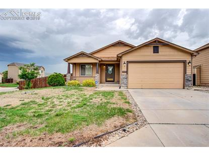 815 Daymist Court Colorado Springs, CO MLS# 2007692