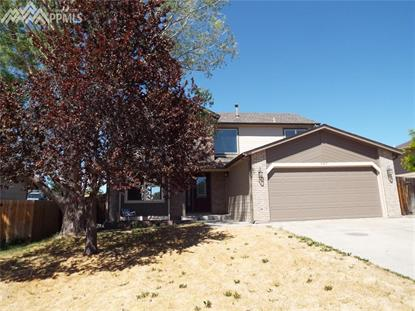 645 Pennington Drive, Colorado Springs, CO