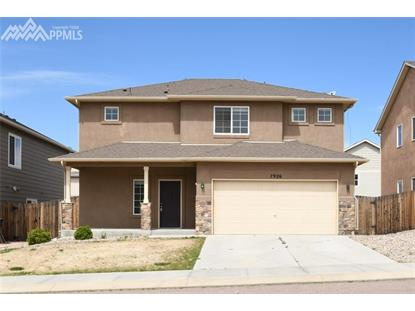 7926 Wythe Drive Fountain, CO MLS# 2158176