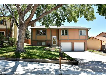 5455 Oro Grande Drive Colorado Springs, CO MLS# 2161990