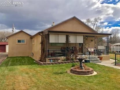 1110 Euclid Avenue Pueblo, CO MLS# 2178112