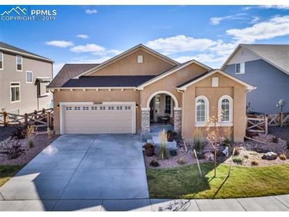 8699 Tranquil Knoll Drive Colorado Springs, CO MLS# 2180755