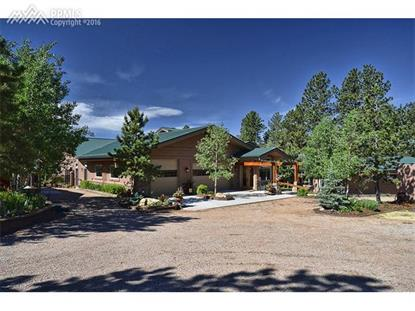 2330 Rampart Range Road Woodland Park, CO MLS# 2228133