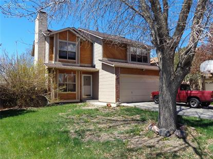3975 Dolphin Circle Colorado Springs, CO MLS# 2316609