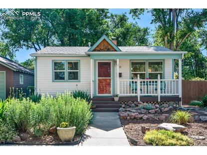 721 N Arcadia Place Colorado Springs, CO MLS# 2328055