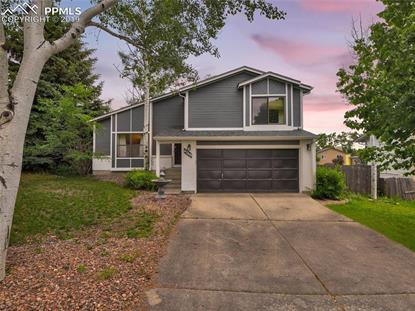 4760 W Old Farm Circle Colorado Springs, CO MLS# 2434196