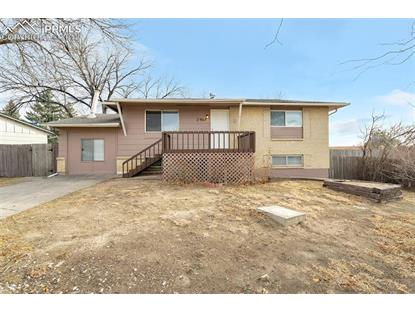 3903 Browning Avenue Colorado Springs, CO MLS# 2498205