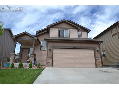 6168 Journey Drive Colorado Springs, CO MLS# 2653024