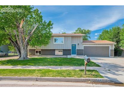 564 Calle Conejos Street Fountain, CO MLS# 2663793