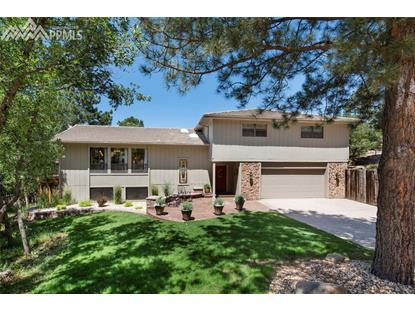 660 Carved Terrace, Colorado Springs, CO