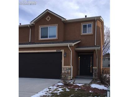 6047 Kingdom View Colorado Springs, CO MLS# 2769379