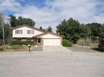3460 Rio Vista Drive Colorado Springs, CO MLS# 2798933