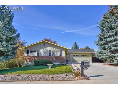 1204 Wakita Drive Colorado Springs, CO MLS# 2876796