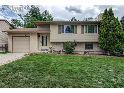2095 Poteae Circle Colorado Springs, CO MLS# 3008851