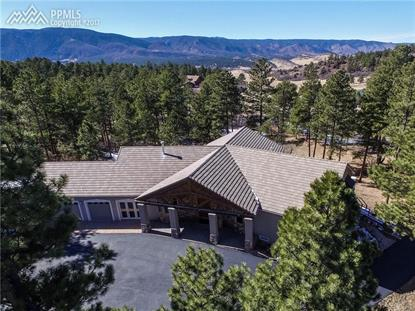 8242 Sugarloaf Road, Larkspur, CO