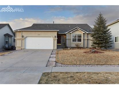 1472 Lookout Springs Drive, Colorado Springs, CO