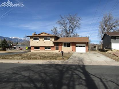 1544 Saratoga Drive, Colorado Springs, CO
