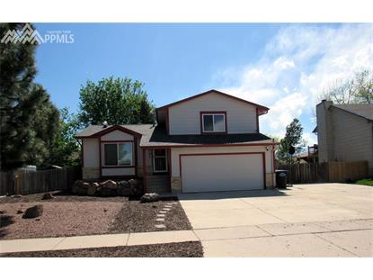 1685 Piros Drive Colorado Springs, CO MLS# 3286769