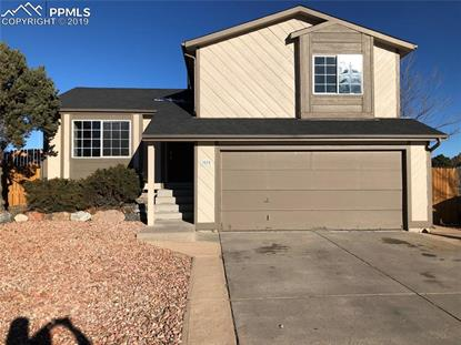 3870 Caviar Court Colorado Springs, CO MLS# 3364294
