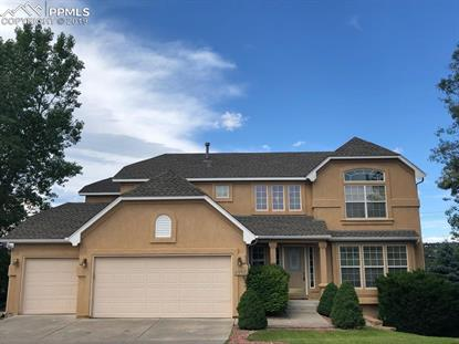 4992 Mount Union Court Colorado Springs, CO MLS# 3386275