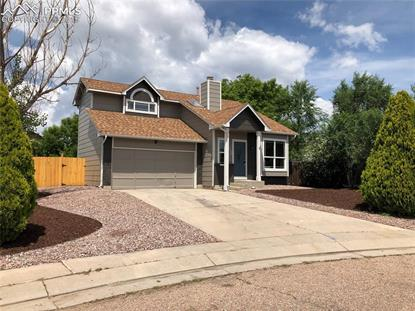 330 ONeil Court Colorado Springs, CO MLS# 3439387