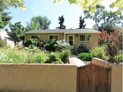 1335 Oswego Street Colorado Springs, CO MLS# 3513827