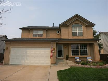 4648 Fencer Road, Colorado Springs, CO