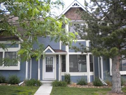 834 London Green Way Colorado Springs, CO MLS# 3573610