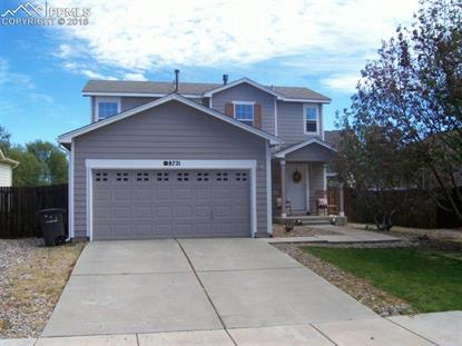 8721 Langford Drive Fountain, CO MLS# 3637103