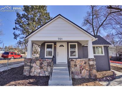 701 S Hancock Avenue Colorado Springs, CO MLS# 3912066