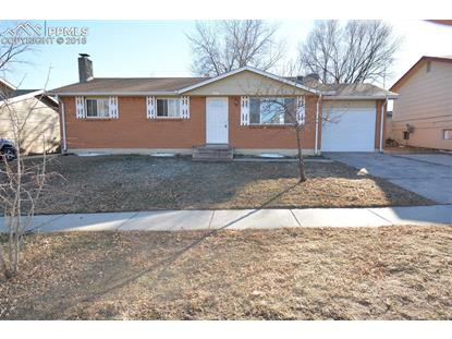 3403 Michigan Avenue Colorado Springs, CO MLS# 3992021