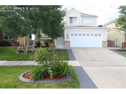 5984 Vallecito Drive Colorado Springs, CO MLS# 4007296