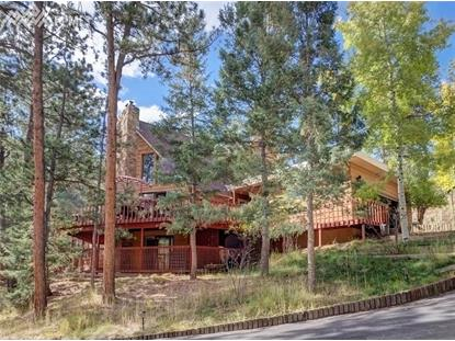 300 W Lovell Gulch Road, Woodland Park, CO
