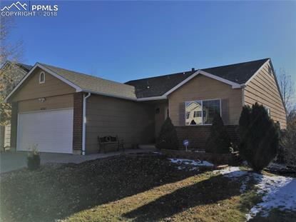 6265 Elkhead Drive Colorado Springs, CO MLS# 4079407