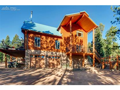 3779 Trout Creek Road Woodland Park, CO MLS# 4186838