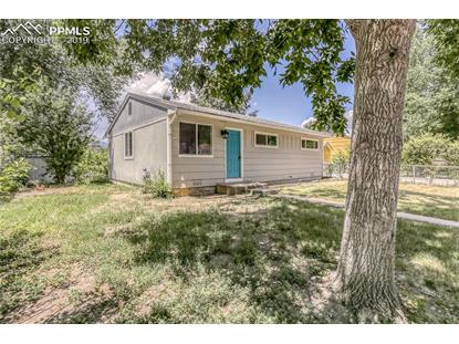 308 Davie Drive Colorado Springs, CO MLS# 4250835