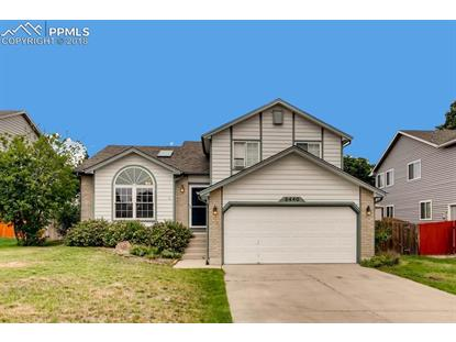 8440 Camfield Circle, Colorado Springs, CO