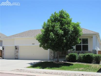 7063 Flowering Almond Drive, Colorado Springs, CO