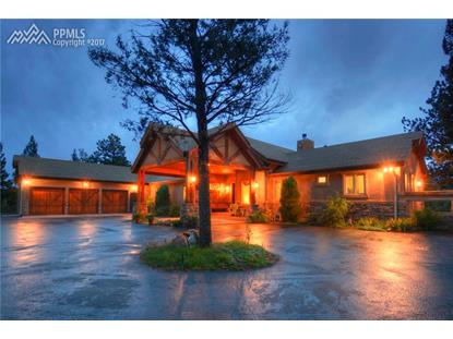 45 Leisure Lane Woodland Park, CO MLS# 4393056