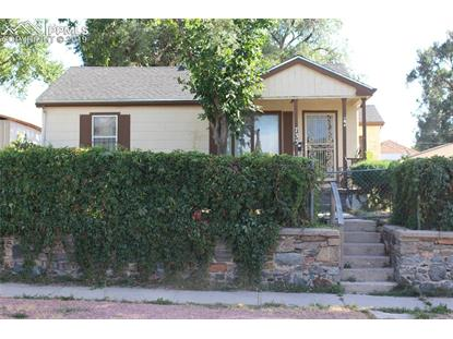 733 E Las Animas Street Colorado Springs, CO MLS# 4447657