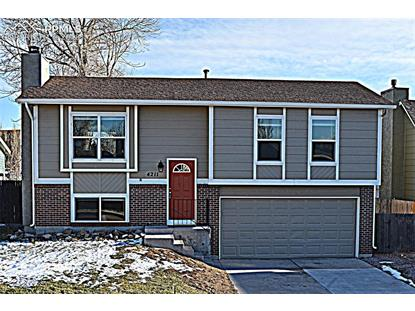 4211 Dawnlite Drive Colorado Springs, CO MLS# 4595828