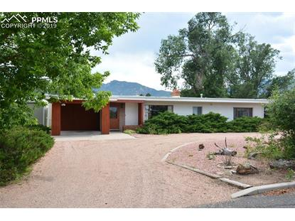515 Foothills Road Colorado Springs, CO MLS# 4611419