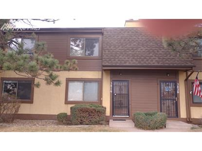 3816 ORO BLANCO Drive, Colorado Springs, CO
