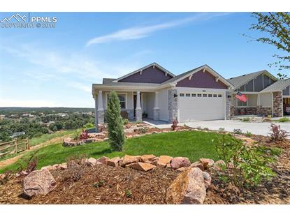 989 Uintah Bluffs Place Colorado Springs, CO MLS# 4636934