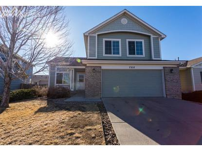 7357 Brush Hollow Drive, Fountain, CO