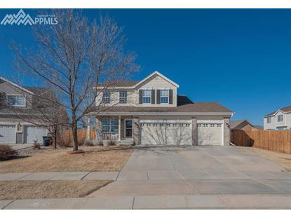 4110 Knollvale Drive Colorado Springs, CO MLS# 4789886