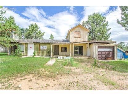 107 Gentian Road Woodland Park, CO MLS# 4869723
