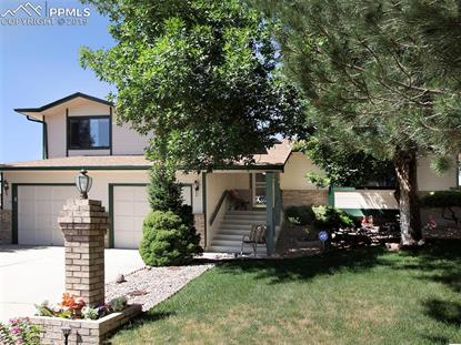 4140 Novia Drive Colorado Springs, CO MLS# 4869856